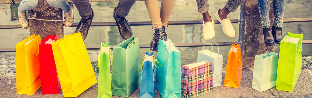 Did You Save for a Jolly Holiday Shopping Season?