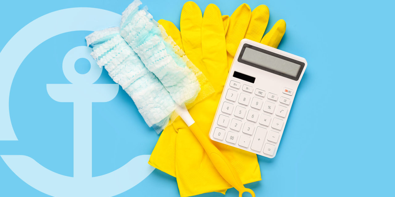 6 tips to tidy up your finances this spring